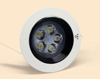 HQ LED Spotlight Energy-Saving Lighting Full Set Ivory White Light Spotlights 5W Belt Light Source Spotlights