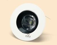 Hot Sale High Quality LED Energy-Saving Lighting Ivory White Light  Yellow Light Spotlights 1W One Piece Wall Lights Full Set
