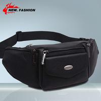 Waist pack male genuine leather cowhide handmade casual messenger bag female shoulder bag camera bag 2009