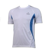 Fashion Quick dry men t shirt outdoor sports short sleeve casual outdoor wear quick dry clothing fast drying clothing