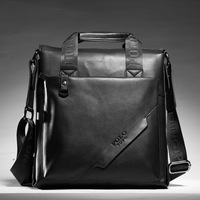 2013 New Genuine soft leather briefcase leather laptop bags for men men's shoulder bags business bag