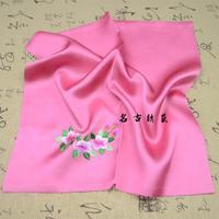 Suzhou handmade embroidery product silk Handkerchief