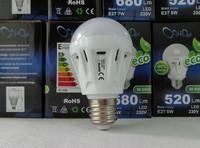 E27 5W 22x2835SMD 360-400LM 3000K Warm White Light LED Ball Bulb (220-240V)