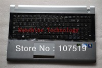 Free Shipping NEW laptop Keyboard for SAMSUNG RV509 RV511 RV515 RV520 Black with speaker and touchpad  US LAYOUT