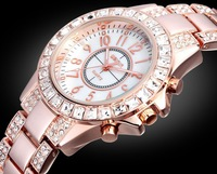 New 2013 Weiqin Luxury Rhinestone Women watch Japan Quartz Movement Luminous Wristwatch Fashion Crystal Diamond Watches WWL0058