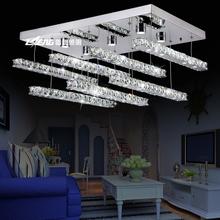 free shippingWholesale crystal lamp chandelier lamp living room modern LED ceiling chandelier Qilang same paragraph hotel bar st(China (Mainland))