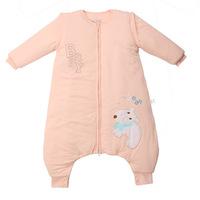 Children sleeping bag autumn and winter 100% cotton child sleeping bag baby sleeping bag