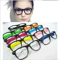 black and milk dot Multicolour Glasses Optical Frame Vintage Hello kitty Eye Box Eyeglasses Lens ,Special y67star brandkc