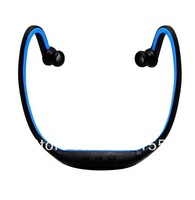 Free shipping Universal Neckband Wireless Bluetooth Headsets / Wireless Sports Bluetooth Stereo Headphones for smart phone