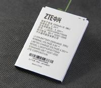 Original 2500mAh Li-ion Battery for ZTE V987 V967S U935 Smart Phone Free Shipping