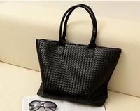 European big bag Casual woven handbags  totes designers brand Shoulder Bags bolsa femininas free shipping bolso