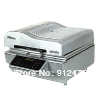 White Digital 3D vacuum sublimation heat transfer press printing machine ST-3042-W / printer  DIY case for iphone tshirt