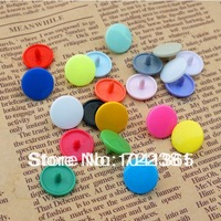 Wholesale 2000Sets 10.7mm Eco-Friendly Dark Lavender T3 KAM Button Resin Snap Buttons B34