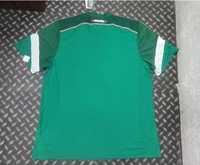2014 The newest Mexico Home Jersey 2014 Home Soccer Uniforms Footbal shirt Free shipping
