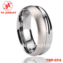 custom titanium ring promotion