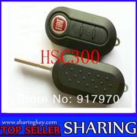 Free shipping BX500A for  Brazil Positron HSC300  Fiat 3 buttons car alarm black  remote control  433.92mhz   2pcs/lot