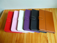 7 inch pu leather cover case universal case for 7 inch tablet pc