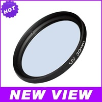 Hot New View 1pcs 30mm UV Digital Lens Filter Protector for Canon Nikon Sony Olympus Camera Drop Shipping