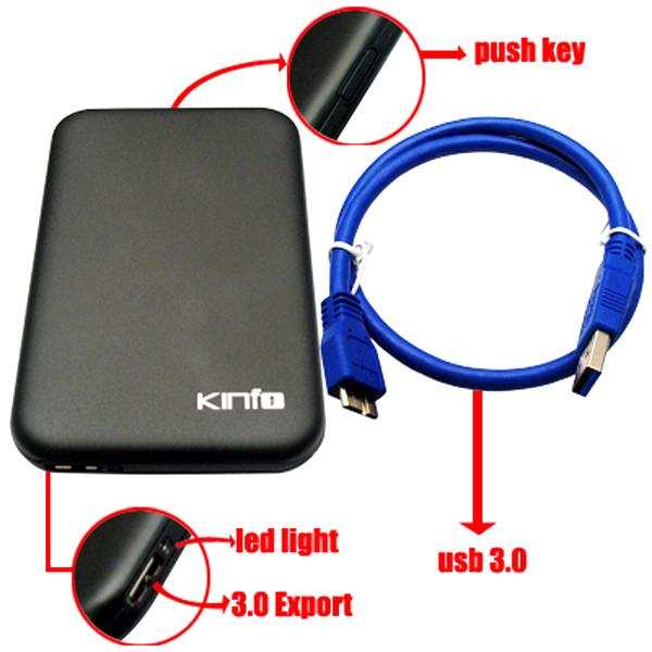 Корпус для HDD Ckeyin