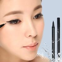 1pc Waterproof Beauty Makeup Cosmetic Liquid Eye Liner Eyeliner Pen Pencil Black