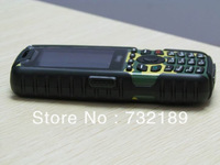 Military Quality  X7 Mobile Phone:Shock Proof, Water Proof, Dust Proof phone drop Dual Core Black,Orange,Green