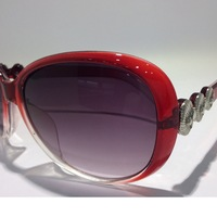 2013 Sunglasses Women Designer Brand Arrowns Round Glasses Box Fashion Sun glasses Personality red  women sunglasses  1071