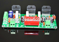 Three parallel LM3886TF amplifier  mono amplifier board Free Shipping lm3886 amplifier Fully Assembled and Tested