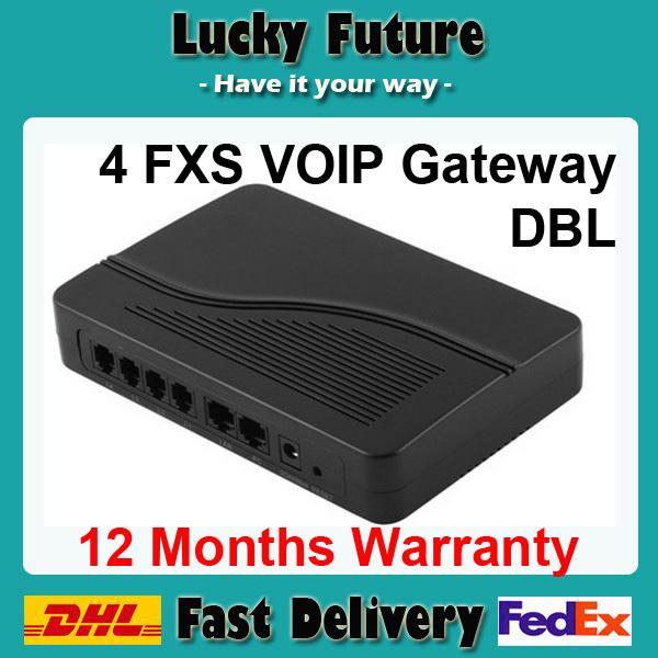 VoIP ATA FXS gateway 4 FXS ports to PBX Trunk Asterisk IP PBX HT842R VoIP Analog Terminal Adapter FXS gateway HT-842R 10pcs/lot(China (Mainland))