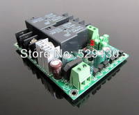 large current 30A 24Vdual channel for 3886 7294 7293amplifier Speaker protection board  and DC protection