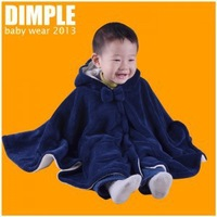 Baby cloak holds female child cape cloak spring and autumn cloak bow cape outerwear
