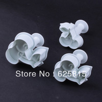 New 2014 New Cherry Shape Cake Plunger Cutter Cake Decorating Tool Fondant Mold 60-447