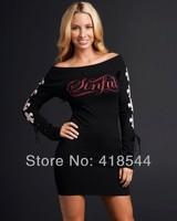 Free Shipping 2013 new sweater for Women clothing,wholesale fashion brand slim sweater wear winter women sweater white/black