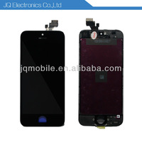 100% test for Iphone5 LCD Display and Touch Screen Digitizer Assembly 5 pieces a lot