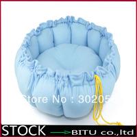20pcs/lot colorful cat dog kennel pet house warm sponge bed cushion basket BG1695B