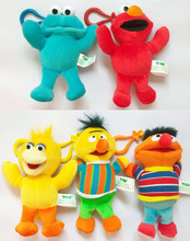 wholesale sesame street plush dolls
