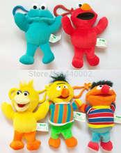 popular sesame street plush dolls