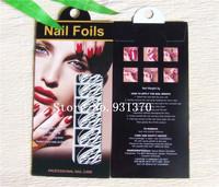 2013 temporary full nail stickers/nail art wholesale