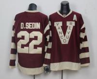 Millionaires Hockey Jersey Vancouver Canucks jersey #22 #14 #33 New style NHL ice hockey jerseys free shipping