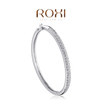 ROXI  Retro Bangles platinum plating,elegant Environmental Jewelry,Exquisite workmanship,free shipping,105003900