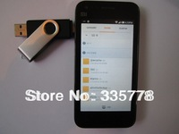 Hot Sale OTG External Storage  Mobile Phone Usb, Cellphone Usb Memory, Cell Phone Pendrive,Tablet PC USB Flash Drive
