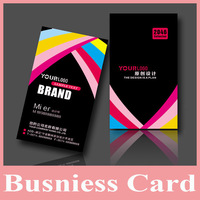 Hot Sell 200pcs High Quality 300 g/sq.m Art Paper Name Card, Double Sides Printing Business Card, Cheap Business Cards Wholesale