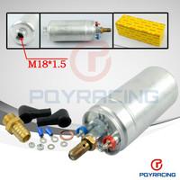 TOP QUALITY External Fuel Pump 044 OEM:0580 254 044 Poulor 300lph come with original pack
