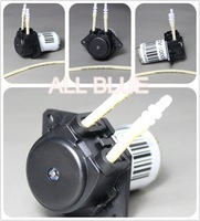 24V dosing peristaltic pump PharMed BPT tube with PharMed BPT tube and motor  for Aquarium Lab Analytical water
