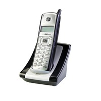 GE Digital Cordless Phone Radiation single fixed wireless telephone landline mobile home office
