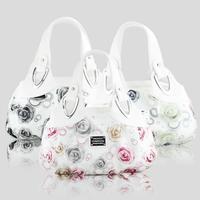 2013 women leather  handbag handbags women bags printing backpack  high quality women handbag