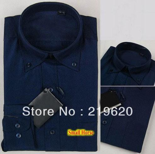 Formal polo camisa dos homens de ternos e blazers Mutil cavalo Casual Marca shirt Sólidos envio Blusas Gota(China (Mainland))