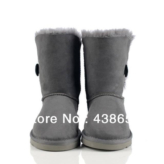 Vente en gros 5815 5825 5854 5803 1873 australie classic tall bottes de neigeimperméable à l'eau en peau de vache en cuir véritable pour les femmes de chaussures chaudes
