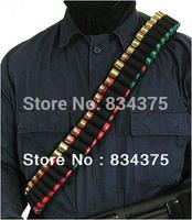 55 Round Ammunition bandolier belt
