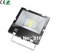 2x60w 120w high power led flood light  floodlights tunnel square lamp wateproof IP65 bridgelux DHL free shipping