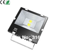 DHL free shipping bridgelux 45mil  2x60w 120w high power led flood light  floodlights tunnel square lamp wateproof IP65
